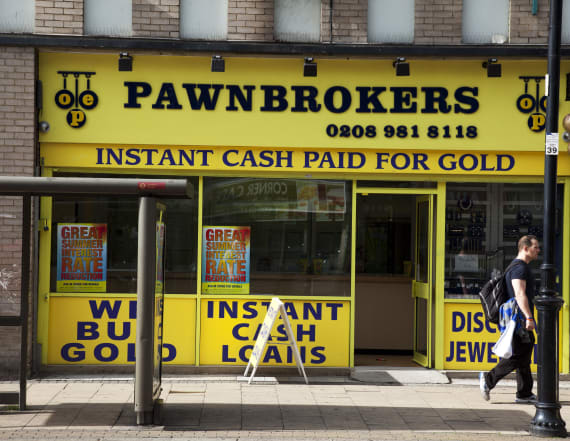 Best things to pawn at a pawnshop