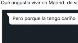 La conversación de WhatsApp sobre vivir en Madrid que arrasa en