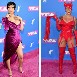 Behold! The Most Memorable MTV VMA Red Carpet