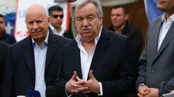 En Irak, secretario general de la ONU pide a la comunidad internacional ayuda para