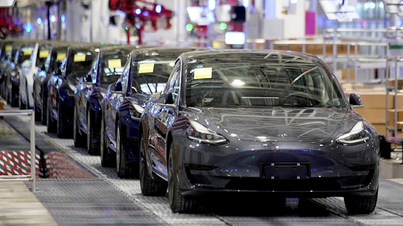 Tesla reaches milestone with first $1 billion quarterly profit