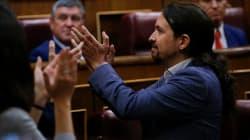 Críticas a TVE por lo que ha hecho cuando Pablo Iglesias preguntaba a Rajoy en el