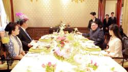 Vin, banquet et berline: l'extravagante visite de Kim Jong Un en