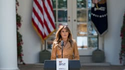 Melania Trump Is Forging Her Own Path As First Lady, In Spite Of Her