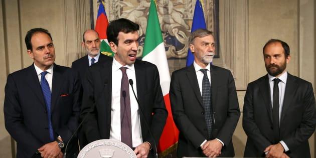 """Ettore Rosato a M5S: """"Pd siede al tavolo solo se chiude"""