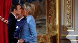 BLOG - Emmanuel et Brigitte Macron et le