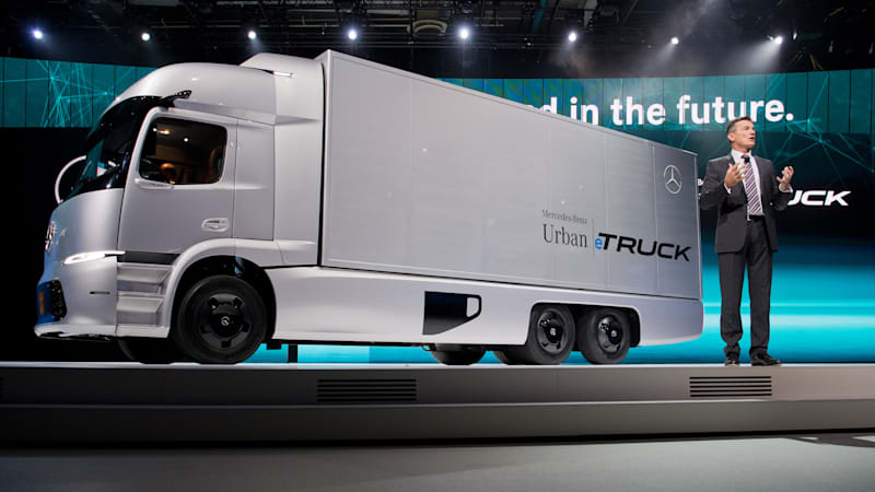 Electric Heavy Truck To Enter Production In 2021