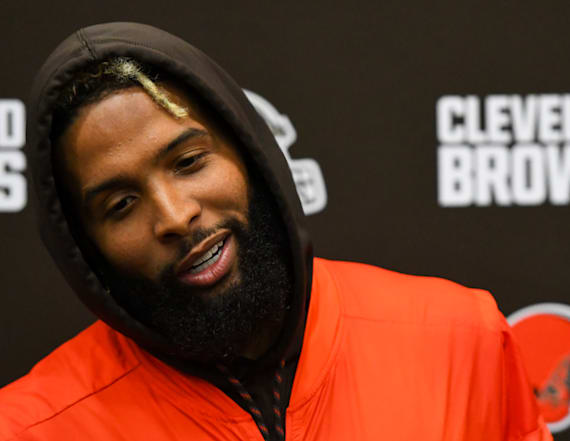 Giants fans come for Odell Beckham Jr. on Twitter