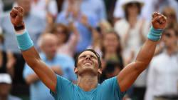 Rafael Nadal écrase Dominic Thiem et remporte son 11e