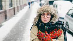 Préparez-vous, il fera très froid durant
