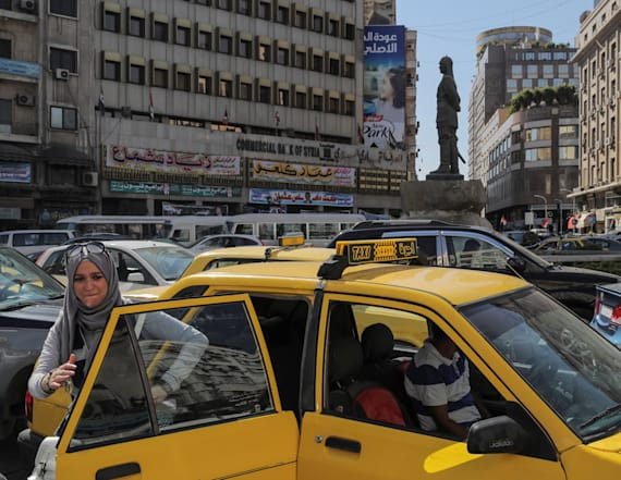 Normality returns in Damascus after fighting ends