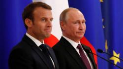 Putin aprovecha las tensiones con EEUU para presentarse como un aliado