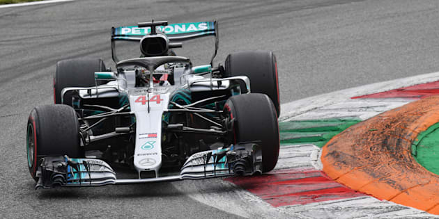 Formula 1: Hamilton trionfa a Monza davanti a Raikkonen. Vettel ...