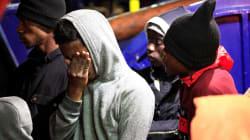 Mueren 17 migrantes en las costas de Melilla y