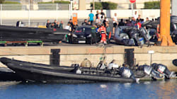 La lancha que mató al niño de Algeciras suministraba combustible a