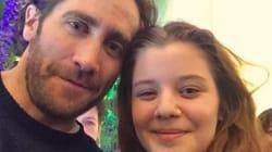 Jake Gyllenhaal non plus n'a pas apprécié sa tête sur cette
