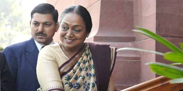 Sushma targets Meira with video of 2013