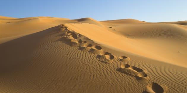 Les hommes ont-ils aidé à créer le désert du Sahara?