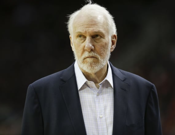 Popovich unleashes fiery takedown of Trump