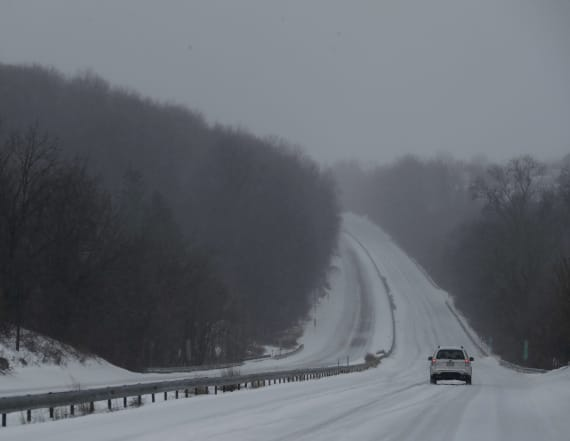Major storm to slam south-central U.S.