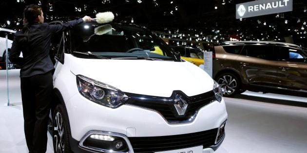 """Renault soupçonné d'avoir """"faussé les résultats des tests antipollution"""" sur ses moteurs"""
