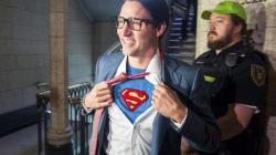 Justin Trudeau devient