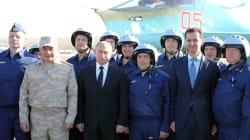 Putin ordena a fuerzas rusas abandonar Siria tras reunión con