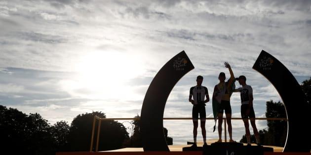 La 105 edición del Tour de Francia terminó este domingo luego de queGeraint Thomas, del equipo Sky,se coronara campeón por primera vez en esta competición.