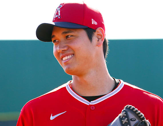 Shohei Ohtani has totally transformed for 2020