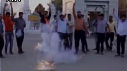Gorakhpur Immerses In Celebration As Yogi Adityanath Declared UP