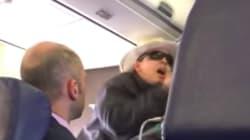 「機内にいる奴ら皆殺しだ!」飛行機内で喫煙、煙探知機を破壊し、乗客を脅した女性が逮捕される
