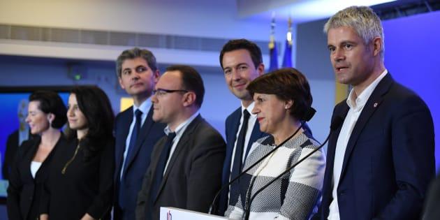 Laurent Wauquiez dévoile les premiers visages du nouvel organigramme des Républicains.