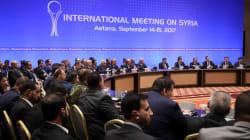 I negoziati sulla Siria, un tavolo dove Iran, Russia e Turchia si danno le carte a