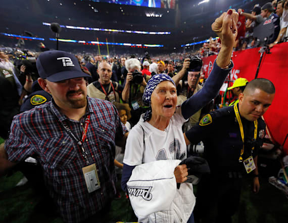 Tom Brady's words for mom undergoing chemo