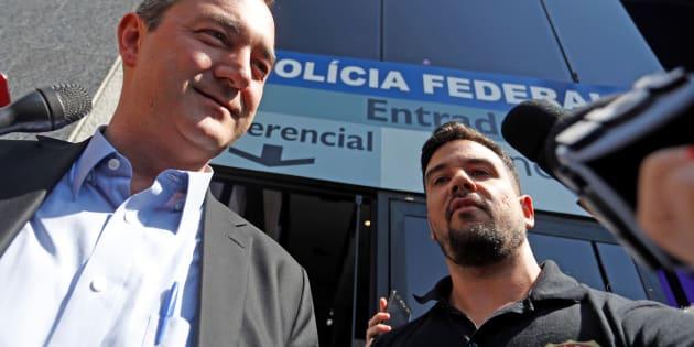 """A PGR também suspeita que o ex-procurador da República Marcello Miller atuou como """"agente duplo"""" durante o processo de delação"""