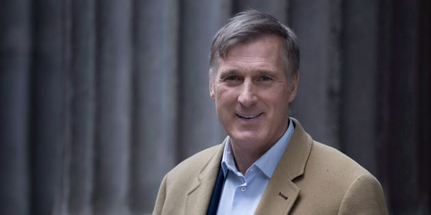 People's Party Leader Maxime Bernier is seen in Montreal on Dec. 14, 2018.