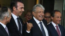 AMLO pacta con el Consejo Mexicano de Negocios convertir a México en