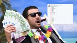 Paradis fiscaux: la contre-liste noire des militants anti-évasion fiscale est nettement plus