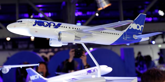 Joon face à Transavia ou Easyjet: où se place la nouvelle compagnie en terme de prix?