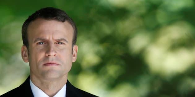 6 caractéristiques qui font d'Emmanuel Macron un leader