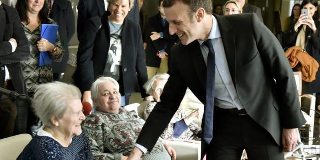 Contrairement à ce que dit Macron, le régime des retraites n'est pas tiré d'affaires