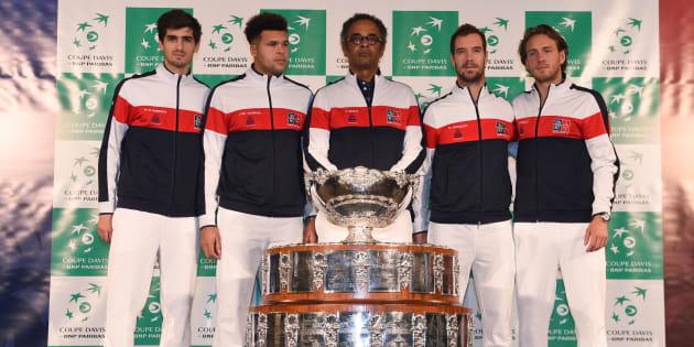 Finale de la Coupe Davis: comment la France fait-elle pour avoir un tel réservoir de joueurs?