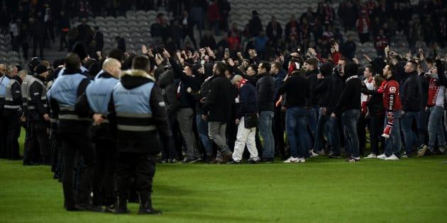 LOSC - Polémique : Le Stade Pierre-Mauroy à huis clos !