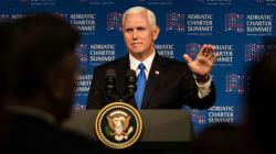 Le vice-président américain nie préparer sa candidature à la présidence en