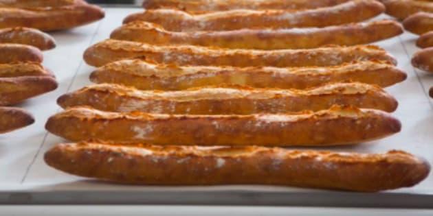 Le Grand prix de la meilleure baguette de la capitale remis à l'artisan-boulanger Mahmoud M'seddi.