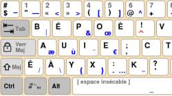 Le clavier AZERTY français va évoluer (et vous pourrez le remplacer par un clavier