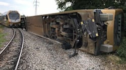 Incidente ferroviario in Austria: 26 passeggeri feriti, 2