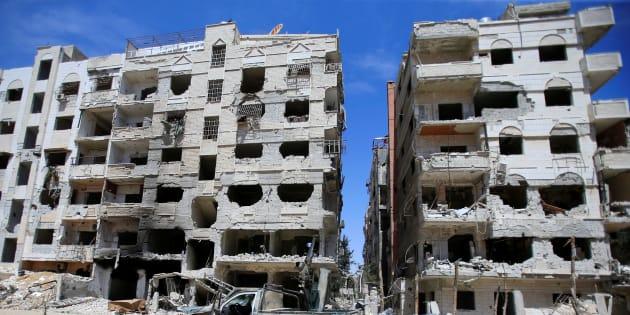 Siria, funzionari ONU sotto attacco a Douma
