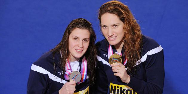 Camille Muffat et Charlotte Bonnet: la championne d'Europe explique comment la mort de son amie a changé sa carrière