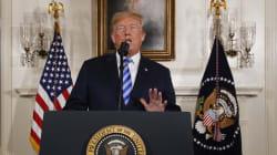 Trump rétablit les sanctions contre